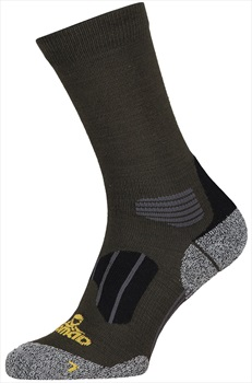 NOMAD® Coolmax Crew Anti-Odour Walking Socks, UK 2-5