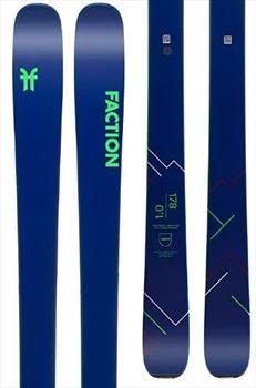 Faction Agent 1.0 Ski Only Skis, 178cm Blue/ Green 2020