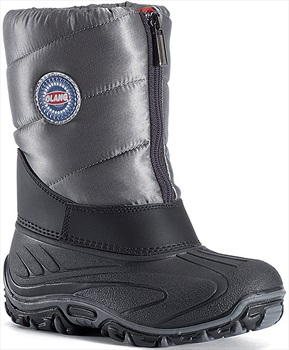 Olang BMX Kids Winter Snow Boots, UK Child 9.5/10.0 Anthracite