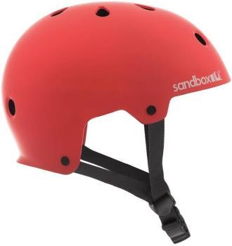 Sandbox Legend Low Rider Helmet, XS Coral