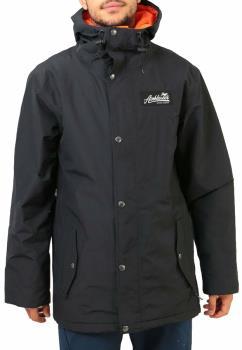 Airblaster Men's Heritage Parka Ski/Snowboard Jacket, S Black