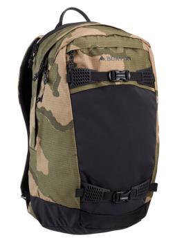Burton Day Hiker Snowboard Backpack 28L Barren Camo Print