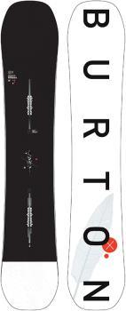 Burton Custom X Flying V Hybrid Camber Snowboard, 162cm 2021