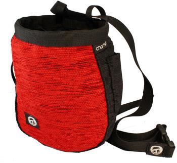 Charko Armadillo Rock Climbing Chalk Bag Red