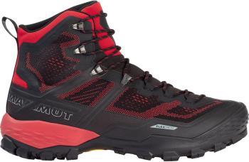 Mammut Ducan High GTX Men's Hiking Boots, UK 9 Black/Dark Spicy