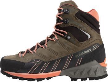 Mammut Womens Kento Guide High Gore-Tex Hiking Boots, UK 7.5 Brown