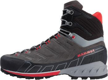 Mammut Adult Unisex Kento Tour High Gtx® Hiking Boots, Uk 7 Titanium/Spicy