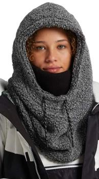 Burton Larosa Sherpa Women's Ski/Snowboard Hood One Size True Black