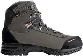 Mammut Trovat Advanced High GTX® Hiking Boots, UK 10 Graphite/Taupe