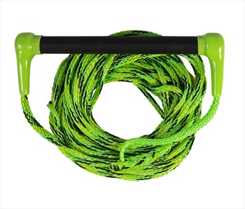 Jobe Transfer Water Ski Rope and Handle Combo, 60ft Green 2021