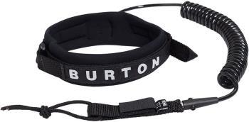 Burton Powsurf Snowboard Leash, One Size Black