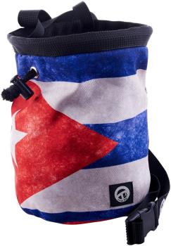 Charko Flag Bags Rock Climbing Chalk Bag, Regular Cuba