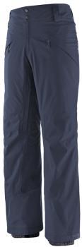 Patagonia Snowshot Regular Snowboard/Ski Pants, L Smolder Blue