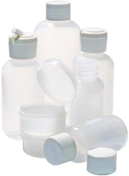 Coghlan's Contain Alls Travel Storage Container Set, 7 Pack Clear
