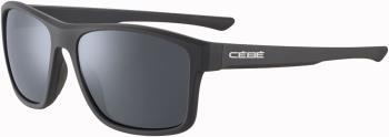 Cebe Baxter Sunglasses, OS Black/Silver