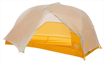 Big Agnes Tiger Wall UL1 Ultralight Backpacking Tent, 1 Man