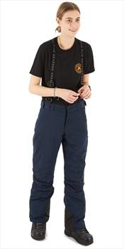 Five Seasons Evron Women's Ski/Snowboard Pants, S Marine