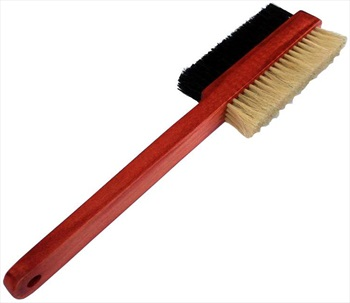 i'bbz Frixion Double Bouldering Brush, Red