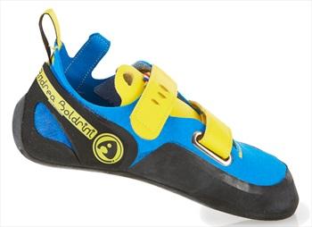 Andrea Boldrini Puma Velcro Rock Climbing Shoe, UK 4.5 | EU 37.5 Blue