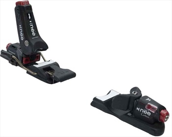 KneeBinding Carbon Ski Bindings, 110mm Carbon