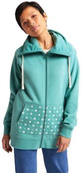 Burton Indie Trip Crush Women's Pullover Hoodie, S Frosty Spruce