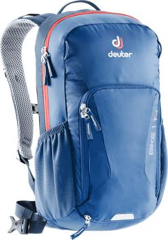 Deuter Bike 1 14 Daypack/Cycling Backpack, 14L Steel/Midnight