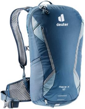 deuter Race X Daypack/Cycling Backpack, 12L Marine/Dusk