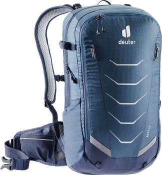 deuter Flyt 14 Cycling Back Protector Backpack, 14L Marine/Navy