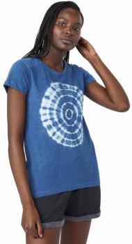 Tentree Natures Women's Short Sleeve T-shirt, S Indigo Blue