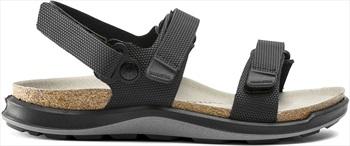Birkenstock Womens Kalahari Birko-Flor Women's Sandal, Uk 4/4.5 Black