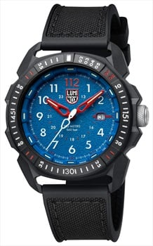 Luminox ICE-SAR Arctic 1000 Series Wrist Watch, Blue/White