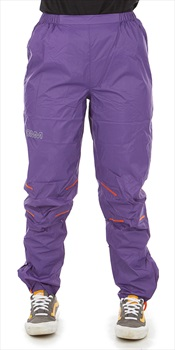 OMM Womens Halo Pant Women's Waterproof Trousers, Xs Purple