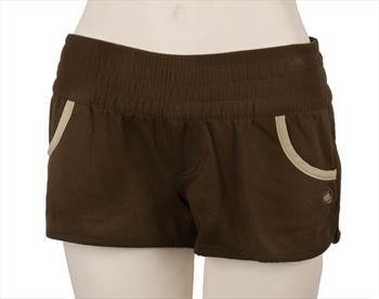 Liquid Force Morning Walk Walk Shorts UK 8 Brown 2106466