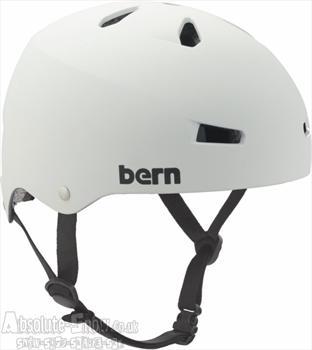 Bern Macon EPS Naked Helmet Matte White