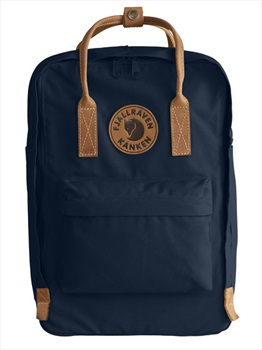 "Fjallraven Kanken No.2 Laptop 15"" Backpack, 18L Navy"