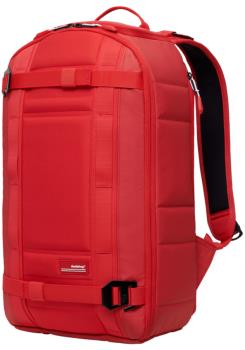 Douchebags The Backpack Ski/Snowboard Backpack, 21L Scarlet Red
