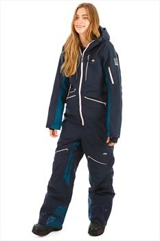 Picture Xena Women's Snowboard/Ski One Piece, M Dark Blue