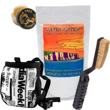 Absolute The Essentials Climbing Gift Set, 4 Item Set News Bag