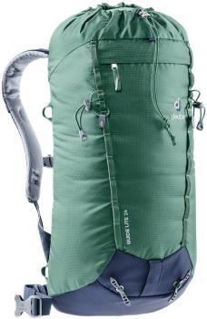 Deuter Adult Unisex Guide Lite 24 Technical Alpine Backpack, 24l Seagreen/Navy