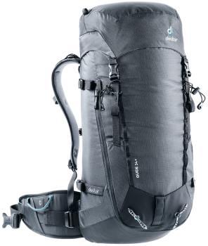 Deuter Guide 34+ Alpine Climbing Backpack 34L Black