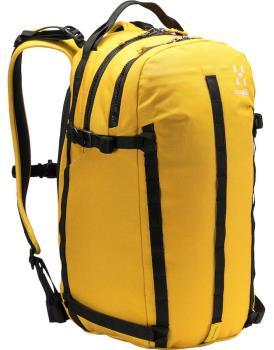 Haglofs Elation 30 Ski/Snowboard Backpack, 30L True Pumpkin Yellow
