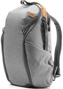 Peak Design Everyday Backpack V2 Zip 15L EDC Rucksack, 15L Ash