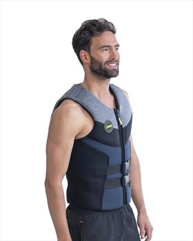 Jobe Segmented Impact Buoyancy Vest, 2X Large+ Cool Grey 2021