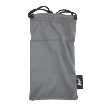 Manbi Active Soft Glasses Case, One Size, Grey
