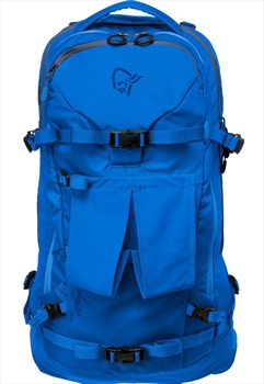 Norrona Lofoten Pack 30L Removable Airbag 3.0 Backpack, 30L Sapphire