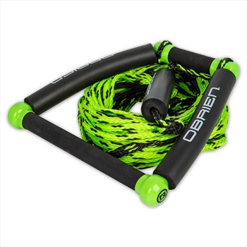 O'Brien Kneeboard Rope and Handle, 55', 70' Green 2021