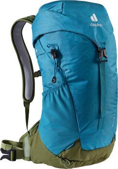 Deuter AC Lite 14 SL Women's Hiking Day/Backpack, 14L Denim/Pine
