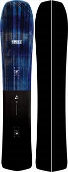 Nidecker Smoke Hybrid Camber Snowboard, 161cm 2020