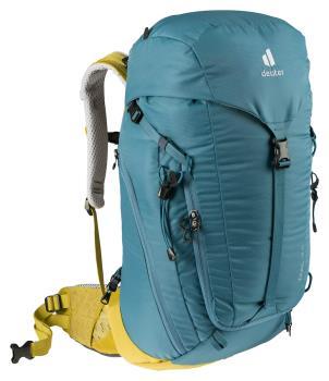 deuter Trail 28 SL Hiking Backpack/Rucksack, 28L Denim/Turmeric