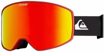 Quiksilver Storm ML ML Fire Red Ski/Snowboard Goggles, M/L Poinciana